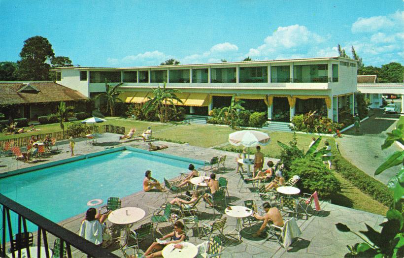 Courtleigh Manor Jamaica Postcards