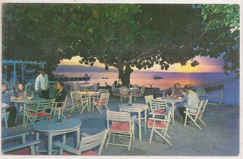 Sunset Lodge Jamaica Postcards